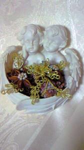 天使の壁飾り