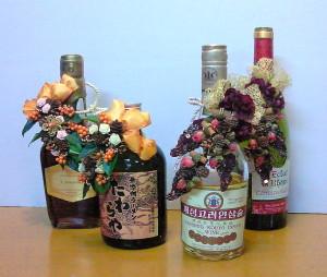 ボトルコサージュ2