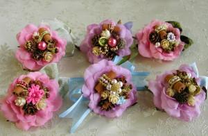 花のコサージュS