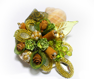 貝殻の宝石箱