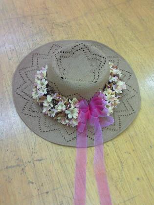 夏の帽子J2