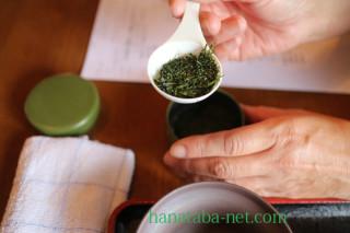 日本茶の入れ方