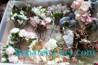 ブーケの花