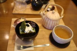 茶's cafeさん