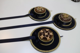 帽子Kirari