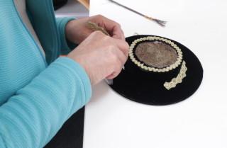 帽子の製作