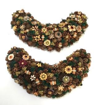 たねの花のガーランド