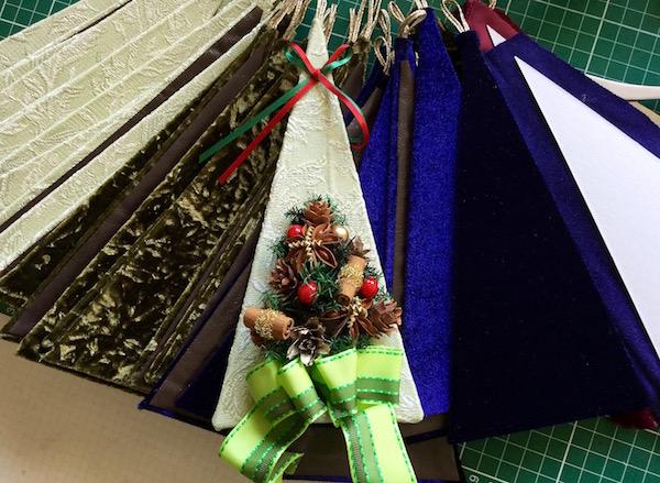 クリスマスツリードイツフェスティバル