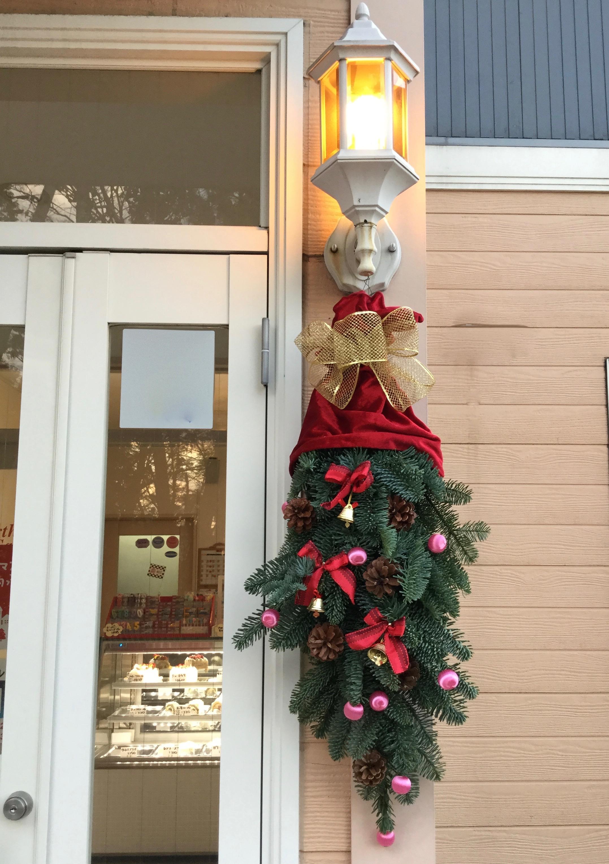もみの木で飾るクリスマス